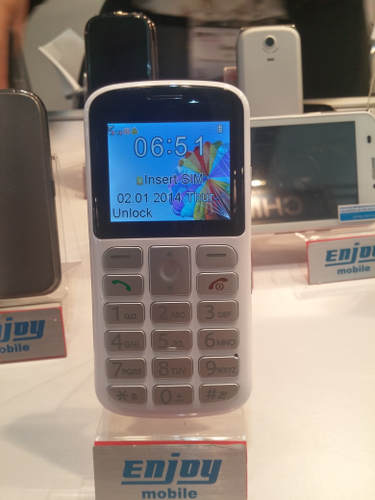 SmartPhone para abuelos made in China